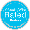 Read my Wedding Wire reviews!